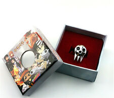Soul Eater Death The Kid Cosplay Ring Silver New Free Shipping