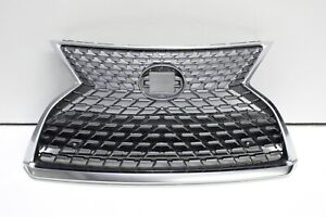 2020 2021 Lexus RX350 RX450h F-Sport Front Bumper Center Grille Oem 52112-0E030