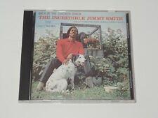 Back at the Chicken Shack - Jimmy Smith (CD 1991) CD XCLNT B3 Organ Free Ship