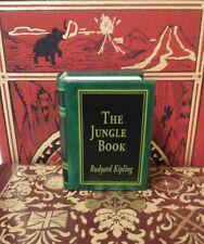 Del Prado Miniature Books: The Jungle Book Rudyard Kipling. Unabridged.
