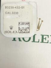 GENUINE Authentic Rolex 3235 3230 432 Balance Wheel Complete, Perfect
