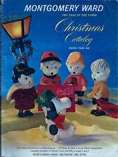 1967 MONTGOMERY WARD '67 CHRISTMAS Catalog Wishbook WARDS