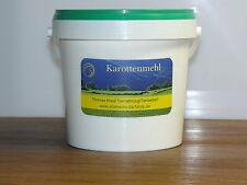 Möhrenmehl, Karottenmehl - 500 Gramm