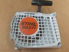STIHL MS271 chainsaw, recoil starter, pull rope OEM