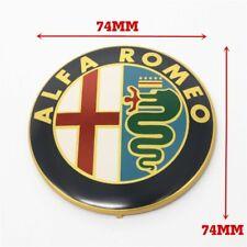 1 Stemma ALFA ROMEO 147 156 159 GIULIETTA  MITO Logo Fregio Anteriore Posteriore