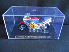 Die Cast Model Moto 1:24 HONDA NS 500 Freddie Spencer 1983 [N3-55 ]