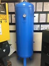 Air receiver. Vertical tank for air compressor 270 litre 10 bar European Made