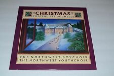 A Christmas At Chateau Ste. Michelle~Northwest Boychoir~FAST SHIPPING