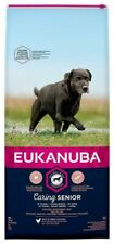 Eukanuba Senior Dog Food for Large Dogs Rich in Fresh Chicken, 12 kg