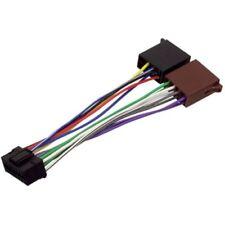 Câbles, fils et prises autoradio pour autoradio, Hi-Fi, vidéo et GPS pour véhicule