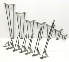 "Hairpin legs, industrial style table legs, size 8""-36"", high quality steel"