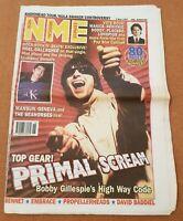 NME Magazine 3 MAY 1997 LONGPIGS / SEAHORSES / PRIMAL SCREAM / PLACEBO / MANSUN