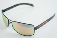 PRADA sunglasses SPS 541 65-14 AG2D2 125 3N Gray/Mirrored Gold Aviator