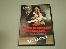 The Texas Chainsaw Massacre: A Family Portrait Revisited (Dvd) Documentary Rare