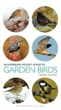 Bloomsbury Pocket Guide To Garden Birds by Nigel Blake (Paperback, 2014)