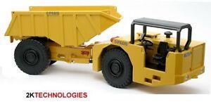 JOAL 173 - Paus PMKT 10000 Dumptruck 1/35 Scale Diecast model New Boxed T48 Post