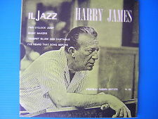 45 GIRI EP HARRY JAMES TWO O'CLOCK JUMP MUSIC MAKERS NUOVISSIMO SERIE IL JAZZ