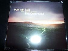 Paul Van Dyk Feat Wayne Jackson The Other Side Australian Remixes CD Single