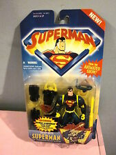 1996 Kenner Deep Dive Superman from Animated Show
