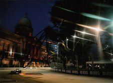 Kazuki Nakajima mano firmado AT&T Williams F1 Foto 7x5 5.