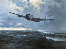 Gerald Coulson - End of an Era - Aviation Art - Shackleton