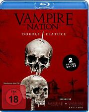 VAMPIRE NATION / VAMPIRE NATION:BADLANDS - Blu Ray Disc - Double Feature..