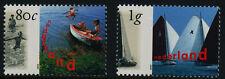 Netherlands 967-8 Mnh Boats, Yachts, Water Recreation