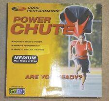 GoFit Core Performance Power Chute Medium NEW w/ DVD