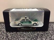 Mercedes-Benz MB 190 E (W201) Polizei 1:87 Brekina Starmada