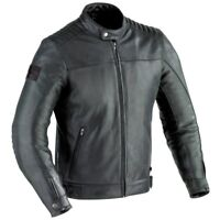 blouson HOMME CUIR IXON MECHANICS taille M< XXL - Streetmotorbike