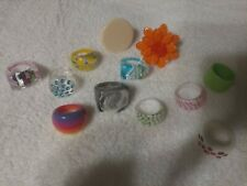 Plastic rings