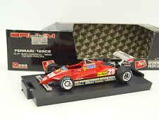 Brumm 1/43 - Ferrari F1 126 C2 San Marino GP 1982 Pironi