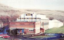 World-Famous Pendleton Woolen Mills, Oregon Postcard
