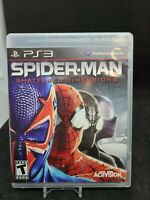Spider-Man: Shattered Dimensions (Sony PlayStation 3, 2010) Complete