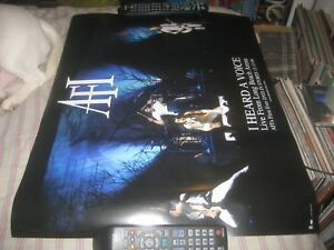 AFI-(december underground)-1 POSTER-2 SIDED-18X24 INCHES-NMINT-RARE!!!
