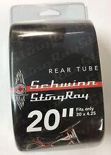 "Schwinn OCC Stingray 20 X 4.25"" Rear Bicycle Tube SW705 for Chopper Bike Tire"