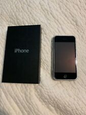 Iphone 1st Generation 8 Gb Unlocked With Original Case!