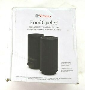 Vitamix Food Cycler Replacement Filters 068151 FoodCycler 2 Pack
