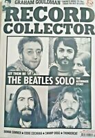 RECORD COLLECTOR MAGAZINE APR 2020 # 504 - THE BEATLES SOLO - ALTERNATIVE STORY