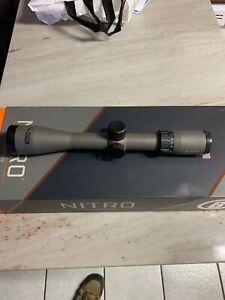 bushnell nitro 5-20x44mm rifle scope