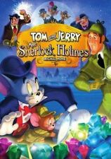 Tom and Jerry Meet Sherlock Holmes Movie Special New/unsealed Reg 1 Not Rated