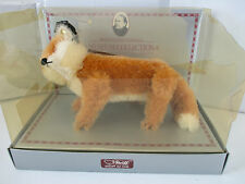 Steiff 0093/12 FUCHS Replik 1910 Museum Collection ST406