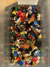 LEGO Minifigures Lot 8+ Oz Of Figs And Accessories