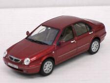 Lancia Lybra Limousine in weinrotmetallic, o.OVP, Solido, 1:43