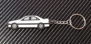 Peugeot 405 Mi16 T16 Stdt Dturbo Schlüsselanhänger Weiß