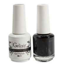GELIXIR Soak Off Gel Polish Duo Set (Gel + Matching Lacquer) - 089