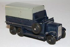 1940's Dinky #25s Six Wheel Wagon Truck, Original
