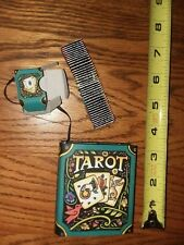 MINIATURE TAROT CARDS DENNIS FAIRCHILD JULIE PASCHKIS