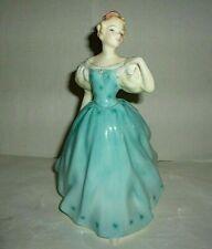 Vintage Royal Doulton Enchantment Hn 2178 Porcelain Lady Figurine 1958
