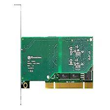 Sangoma A102D AFT Dual T1 E1 Data Streams PCI Asterisk Voice Card w/ EC Hardware